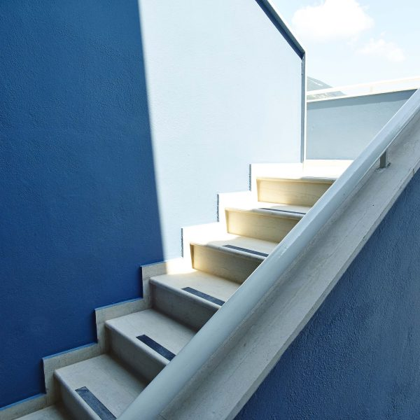 Cosmos Apartments Lefkada Stairs